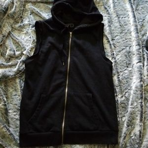 Forever21 zip vest